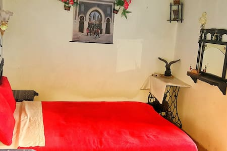 Private room in a authentic riad
