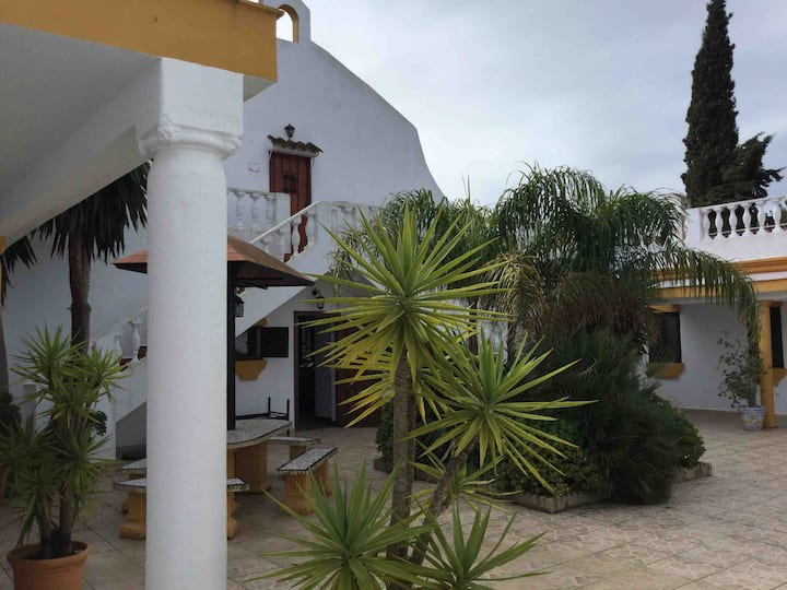 Holiday villa 900 m. beach