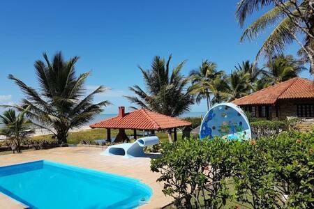Bangalô com Vista Espetacular/Praia de Guaratiba