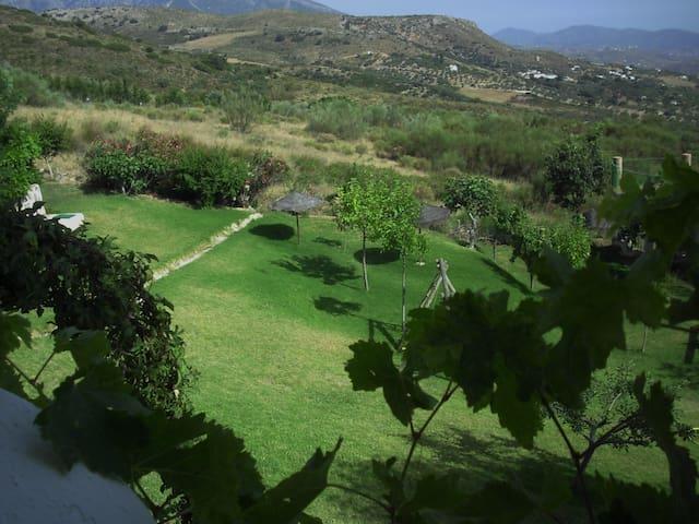 Casita Cabrero - Periana