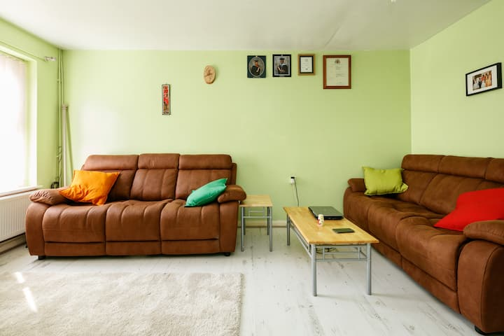 Friendly and comfortable room