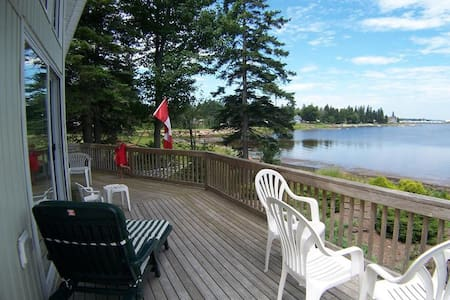 Executive Waterfront home overlooking Shediac - Shediac