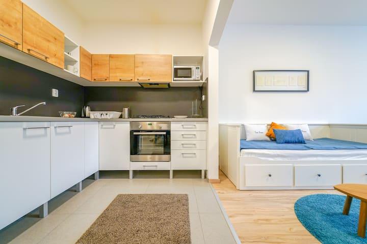 Vesna Convenient Apartment by CHORS