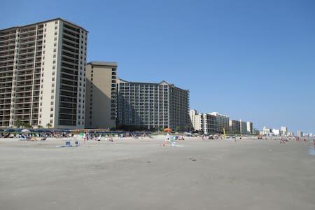 Barefoot Resort Condo$895JanFeb$595Spring$825JJAug - North Myrtle Beach