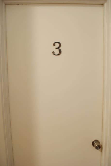 Please make sure to check-in at correct room number