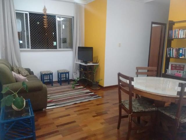 Comfortable private room near UFMG, Pampulha - Belo Horizonte - Appartement
