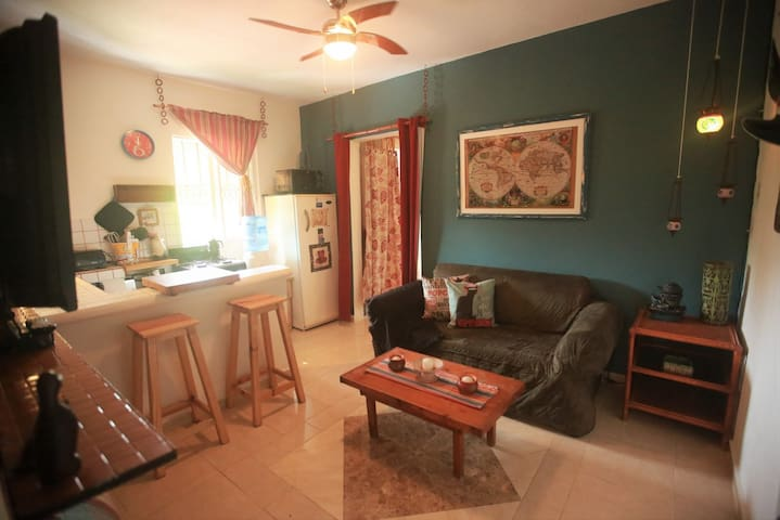 Cabarete Local Life at its best - One bedroom