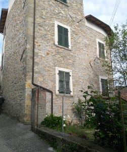 Lunigiana detached house with garden in country - Caugliano - 独立屋