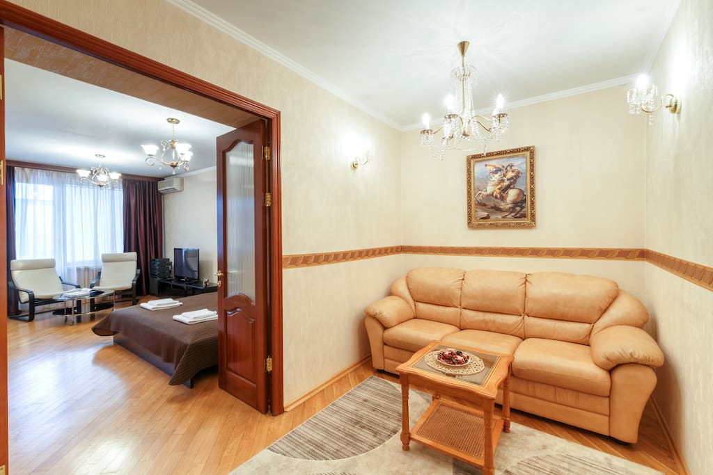 Rent Apartment In Moscow