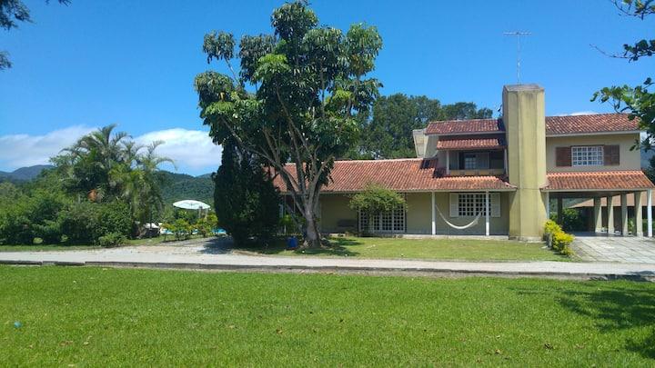 Casa de Praia paraíso em Floripa