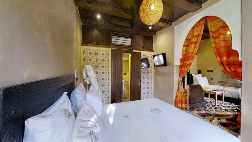 Familly room in the heart of ourika valley