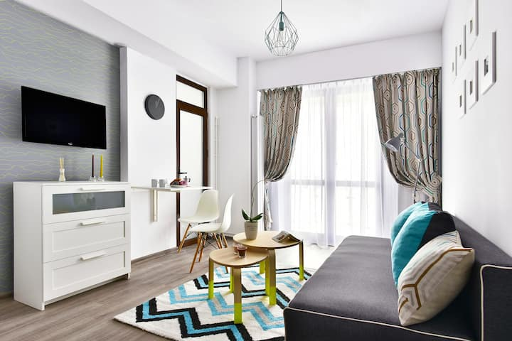 Cozy apartment in the centre - Palas Mall