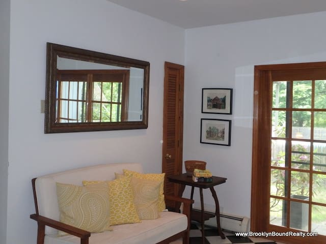 Tranquility in the Hudson Valley - Rhinebeck - Apartment