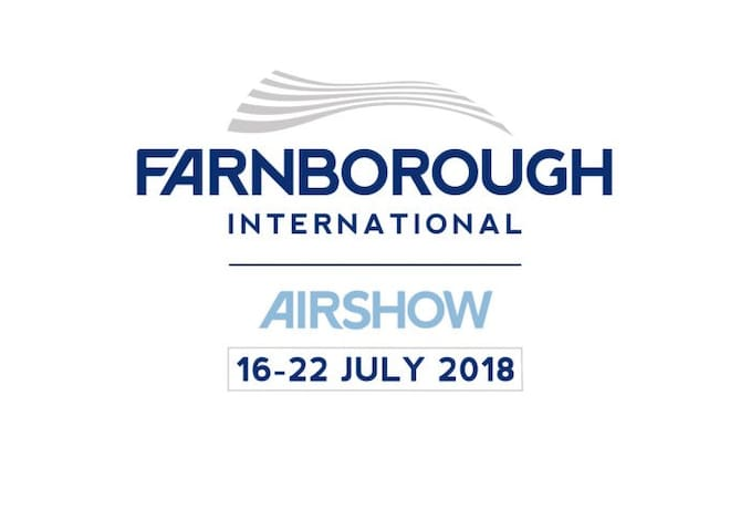 Two bedroom apartment for the Farnborough Airshow.