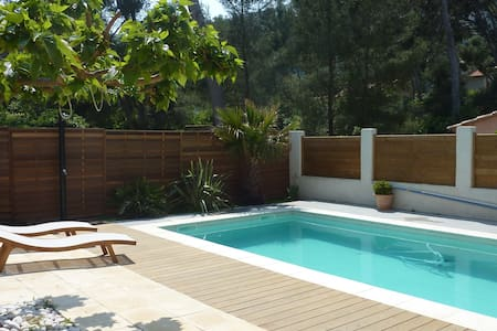 Villa avec piscine parc national  - Marseille - Villa