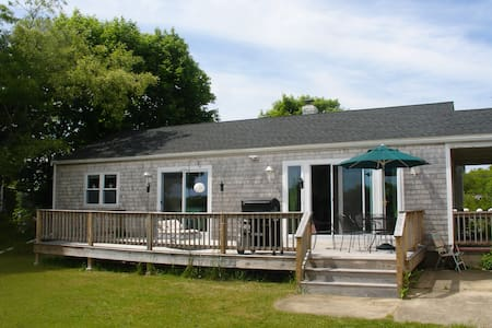Cape Cod Canal House - Bourne