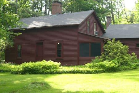 Antique Cottage in the Berkshires - Egremont
