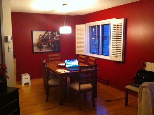 chambre,condo - Montréal - Appartement