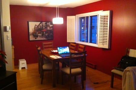 chambre,condo - Montréal - Wohnung