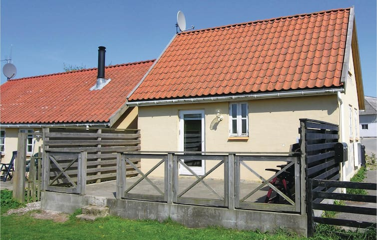 Holiday apartment with 1 room on 42 m² in Rudkøbing