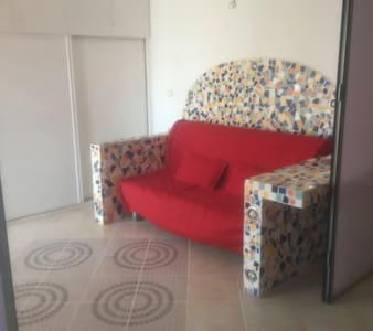 Nice and cozy, close to the sea - Santa Maria - Apartemen