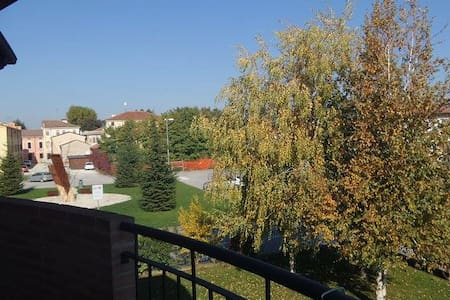 Countryside 3-bed flat near Mantua - Villimpenta - Квартира