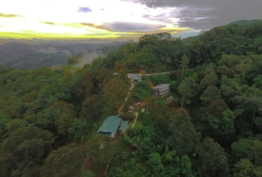 Borneo Orchard House Houses for Rent in Tamparuli Sabah