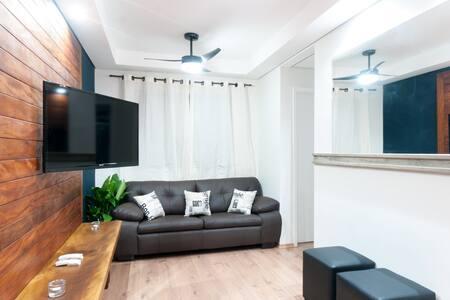 Apartamento Mobiliado e decorado! - Sorocaba - Apartment