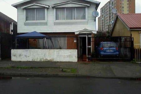 Habitación privada en Talcahuano - Talcahuano