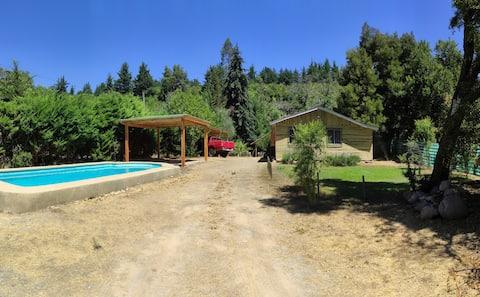 Cottage spacieux dans le secteur résidentiel de Vilches.