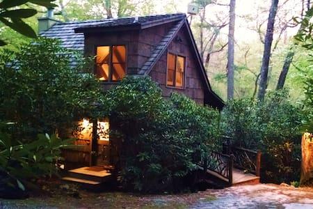 The Hobbit House - Cashiers - บ้าน