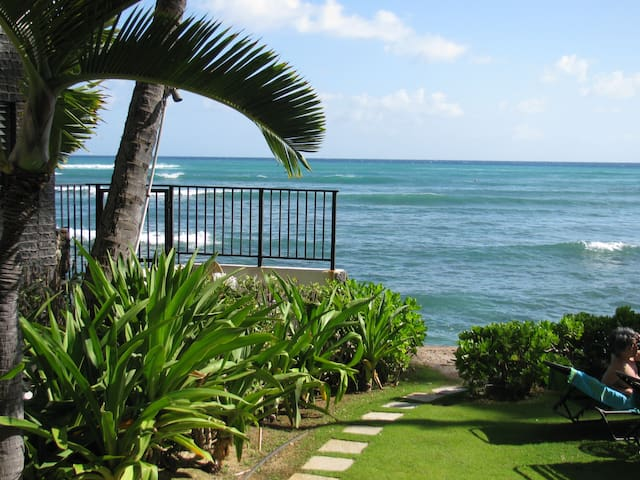 Diamond Head Tranquility. Ocean - Honolulu - Wohnung