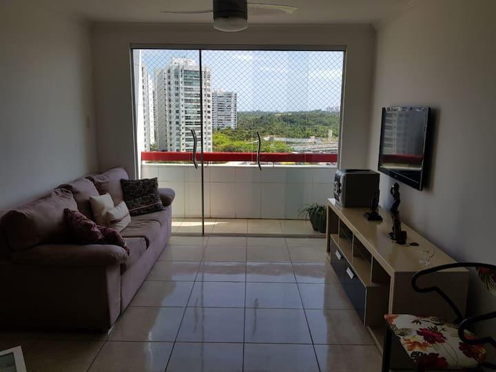 Apartamento confortável e aconchegante!