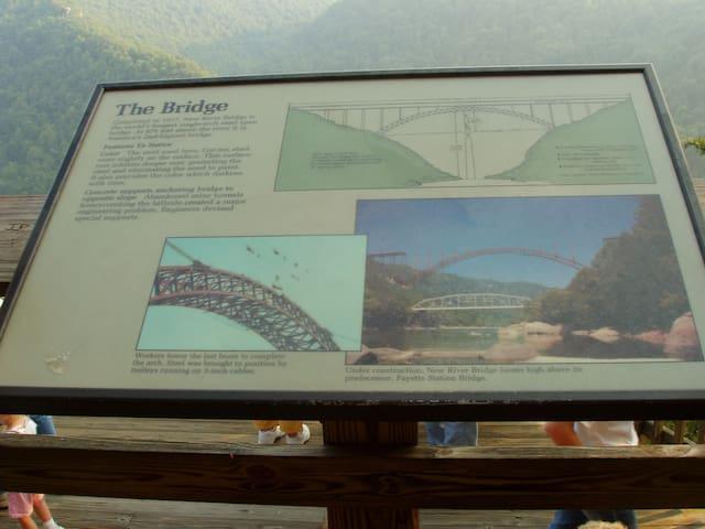 The Bridge (10 mins)
