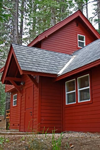 Romantic creekside forest cabin  - Dorrington - Srub