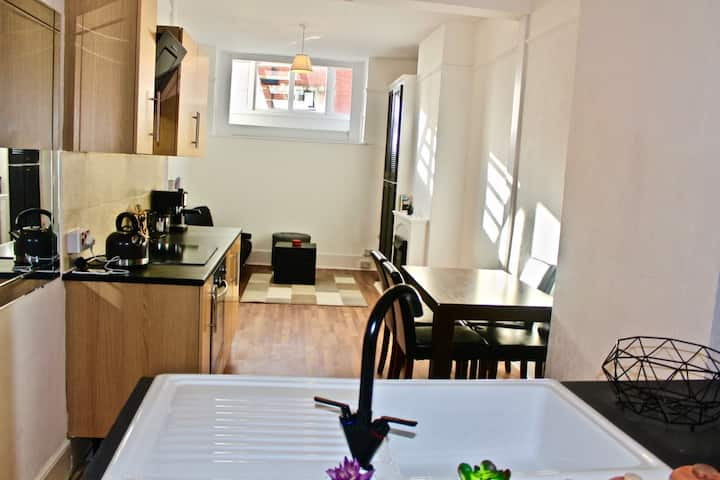 Boutique hideaway in the centre of Brighton
