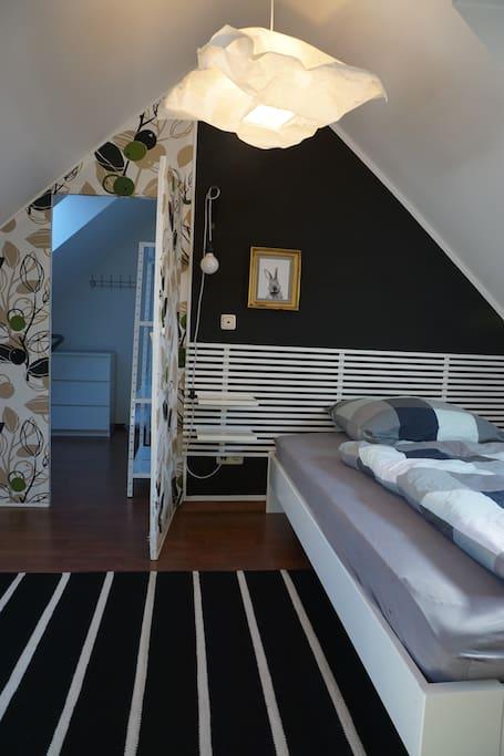 maisonette d 39 haese 63qm 3 min zur a8 m nchen apartments for rent in gersthofen bayern germany. Black Bedroom Furniture Sets. Home Design Ideas