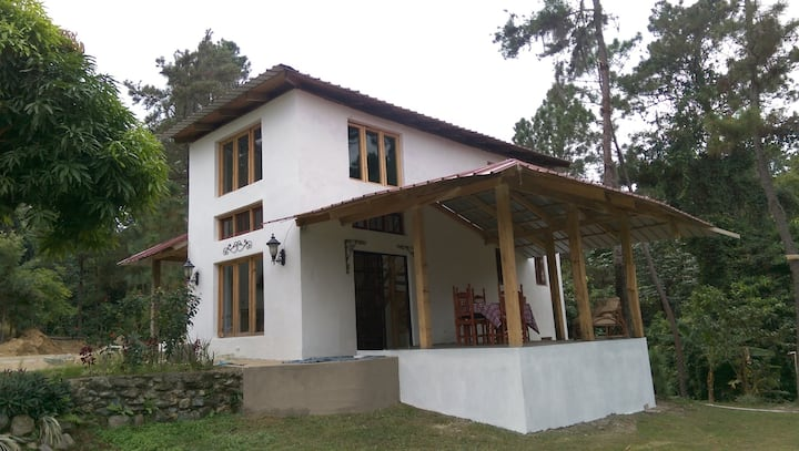 Cabaña Robusta Blanca