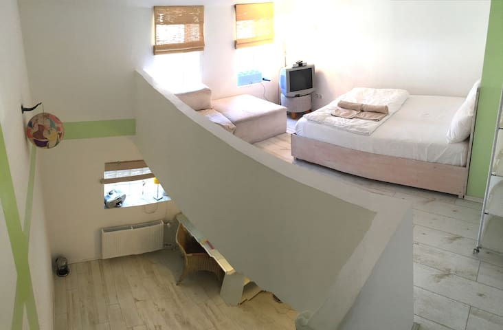 White Model Loft - LH4 - Hamburgo - Loft