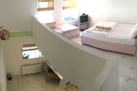 White Model Loft - LH4 - Hamburg - Loft
