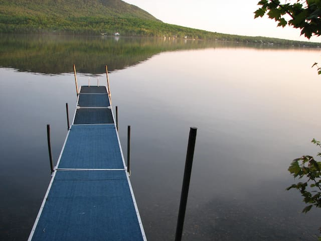 Adstock sur le lac à la truite - Adstock