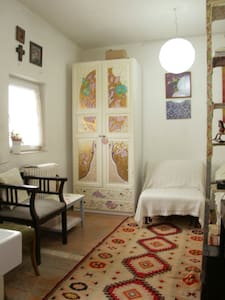 NEW Romantic cozy studio Bucharest downtown/center - Bucarest