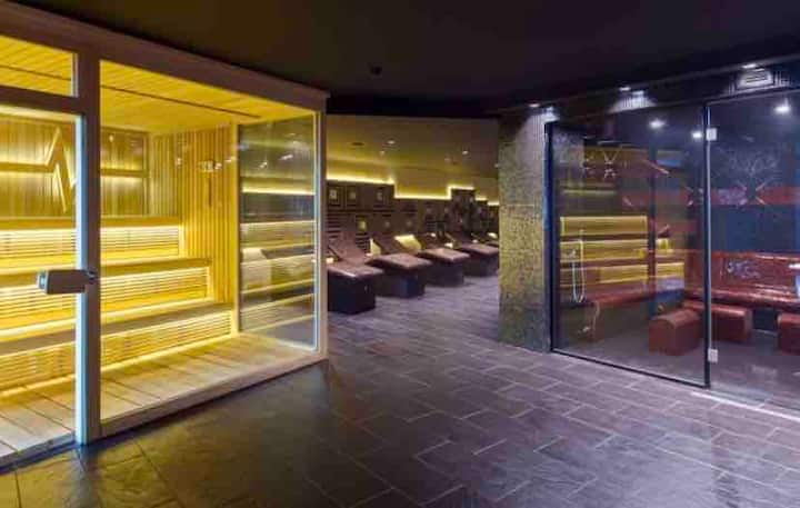 RELAX & SPA OASE / Aparthotel 5 Min to SPA/BEACH