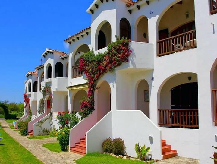 Acogedor apartamento en Menorca  ( Son Bou )