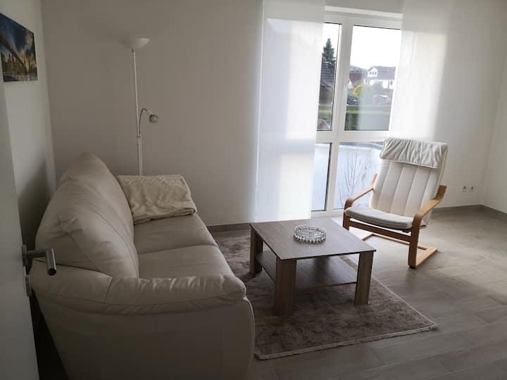 Moderne 2 Zimmer Wohnung in ruhiger Lage Nähe Köln
