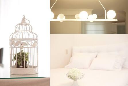 Double Room, Garden View 대관령 품안에펜션 - Pyeongchang-gun - Apartemen
