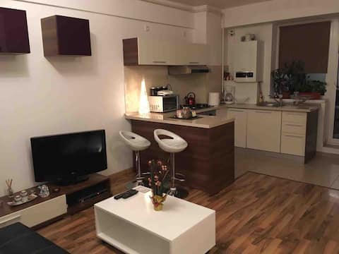 Studium Green apartment, garage, great area iulius