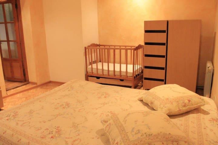 Кроватка для самых маленьких постояльцев