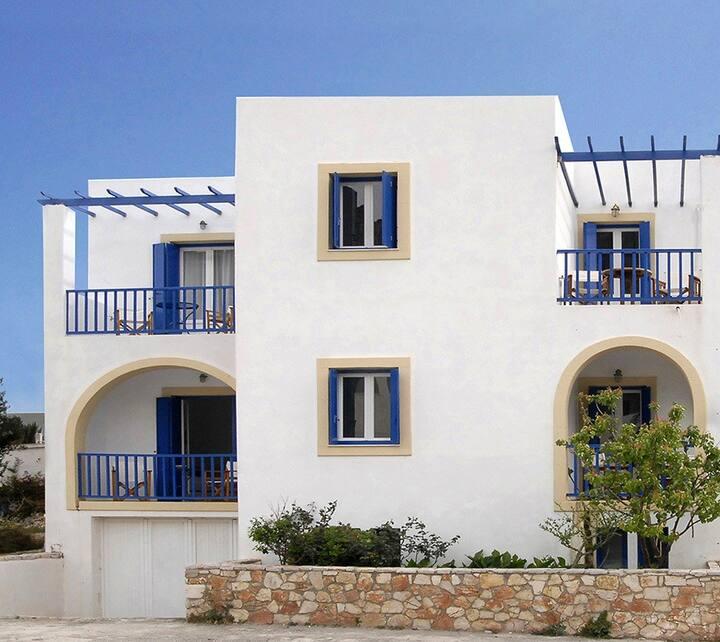 Lovely apartment Kapsali beach