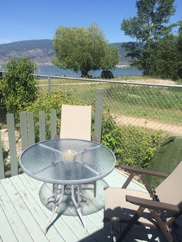 Wine Country - Steps from the Beach - Summerland - Wóz Kempingowy/RV